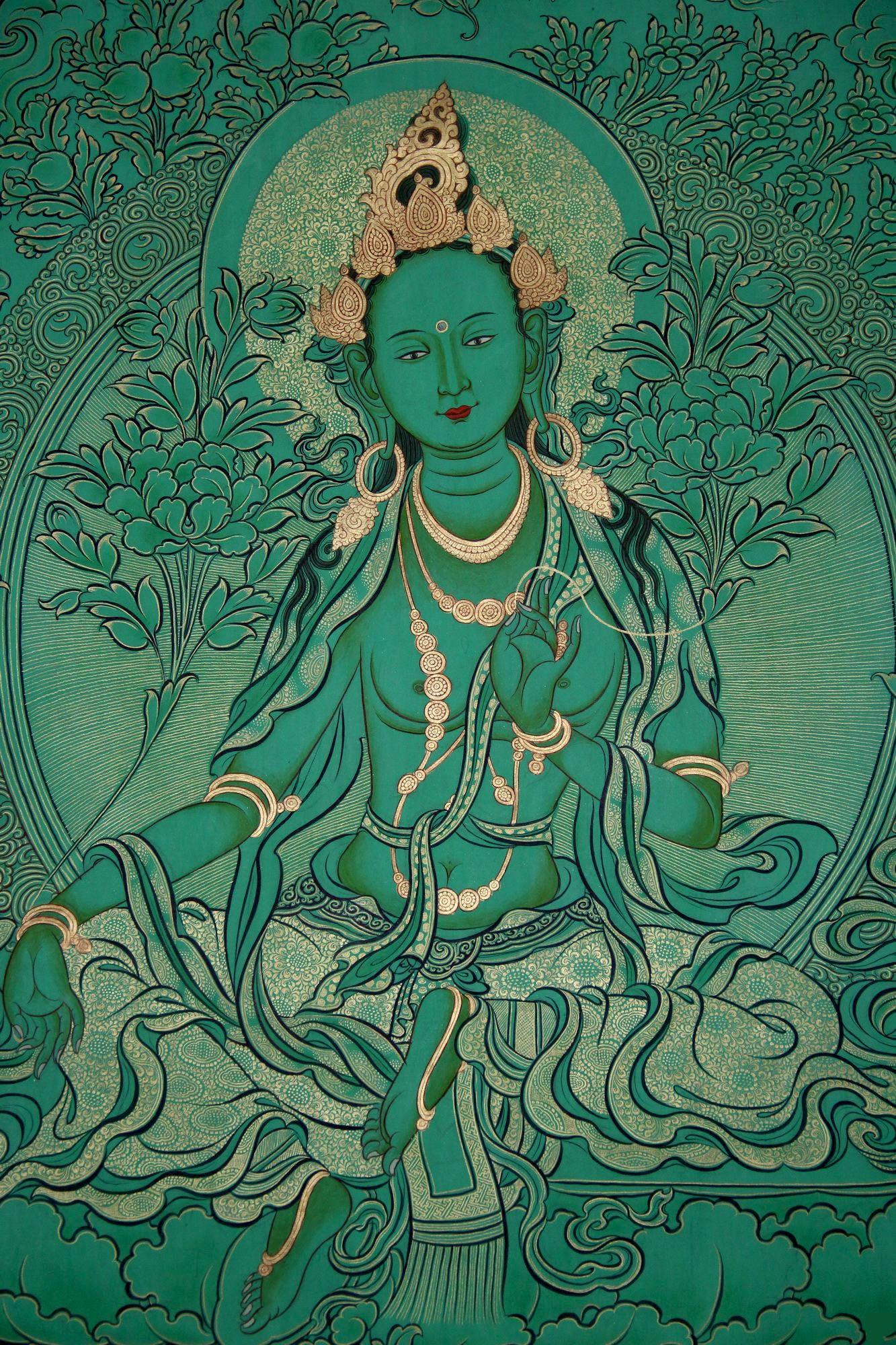 Green Tara 3: In The Hands Of The Order- Sudaya